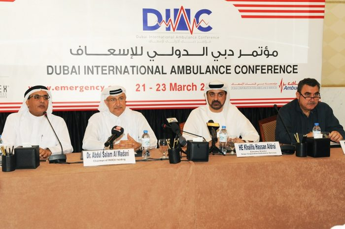 Dubai Corporation for Ambulance Services and INDEX Conferences and Exhibitions – member of INDEX Holding, announced today at a press conference held at the Grand Hyatt Hotel in Dubai, the… Read more